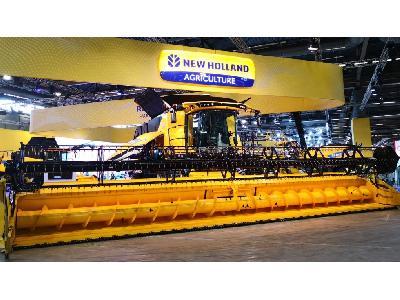 New Holland, premio a la innovación SIMA 2019 en tecnología de recolección